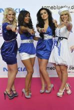"""Queensberry: Sieger des """"Popstars""""-Casting 2008. (Foto: ddp)"""