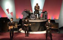 """Dem Original täuschen ähnlich: Die Beatlesshow von """"Rain"""" (Foto: Brian Penikas)"""