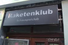 Rakektenclub Alternativer Hinterhofclub