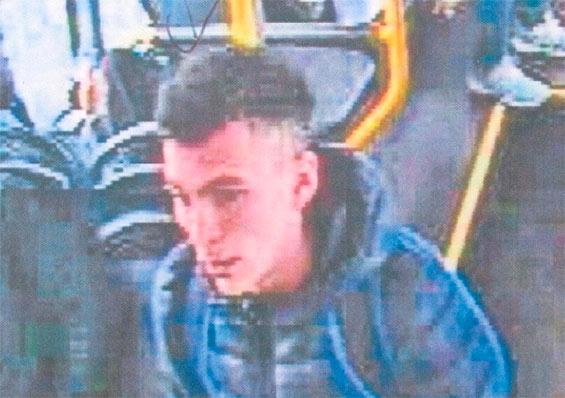 Polizei Köln: Ohne Vorwarnung Rasierklinge über Gesicht gezogen - Lichtbild