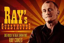 Reden, Musik und ein bisschen blödeln: Bei so etwas ist Ray Cokes in seinem Element.