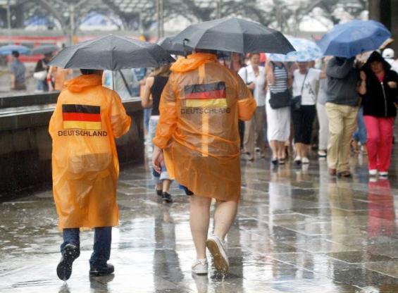 Wetterwarnung Köln