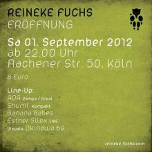 Reineke Fuchs Flyer