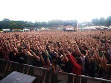 Zum letzten Mal haben sie gefeiert, die Festivalbesucher 2011. (Foto: Rheinkultur)