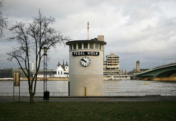 Köln Rheinpegel Aktuell