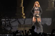 Rihanna steht auf knappe Kleidung. (Foto: Helmut Löwe)