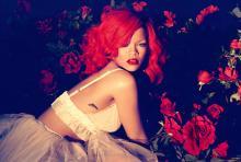 Rihanna: der aktuelle Pop-Superstar. (Foto: Camilla Akrans)