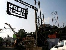 """Veranstaltungen, wie das Robotor-Event """"Robodonien"""" fanden jährlich im Odonien statt. (Foto: F. Schmelcher)"""