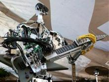 Beim Robodonien kommen vor allem Roboter-Fans auf ihre Kosten. (Foto: F. Schmelcher)