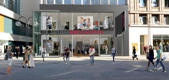great fit hot new products on feet images of Rossmann eröffnet auf der Schildergasse   koeln.de