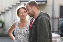 Ali (Matthias Schoenaerts) mit seiner Schwester Anna (Corinne Masiero) (Foto: Wild Bunch Germany)