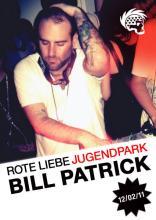 Rote Liebe, 12.2., Kölner Jugendpark (Foto: Veranstalter)
