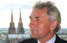Rot-Grüner OB-Kandidat Jürgen Roters (SPD)