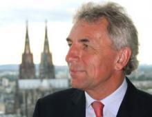 Kölns Oberbürgermeister Jürgen Roters