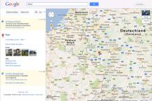 Suche Rhein, finde Ruhr.
