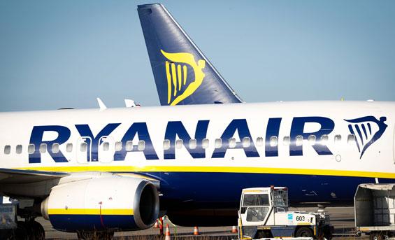 Flughafen Köln Bonn Ryanair