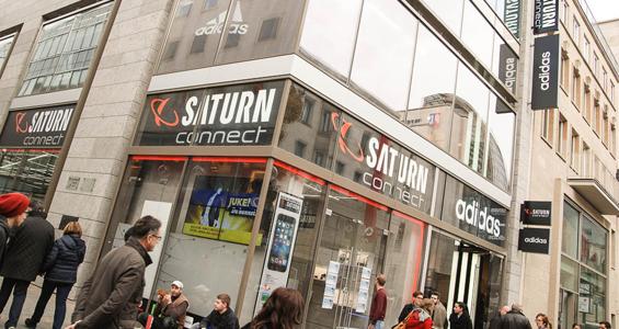 Neueröffnung: Saturn Connect eröffnet in Köln |