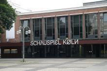 Das Schauspielhaus in Köln: international renommiert (Foto: Julia Schmitz)