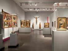 Einige der rund 220 Exponate der Ausstellung stammen aus Museen in London, New York oder Lissabon. (Foto: Marion Mennicken)