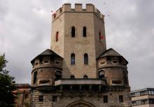 Mittelalterlichen Charme versprüht die Severinstorburg. (Foto: Severinstorburg)