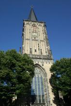 Die zweihöchste romanische Kirche Kölns (Foto: Marie Neuhalfen)