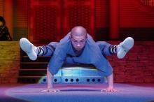 """Perfektionierte Akrobatik zeigen die Kampfmönche bei """"Die Rückkehr der Shaolin"""" am 11. März (Foto: ProTicket Management)"""