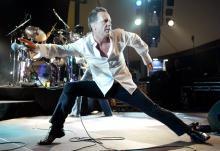Seit 30 Jahren sind Simple Minds auf der Bühne (Foto: ddp)