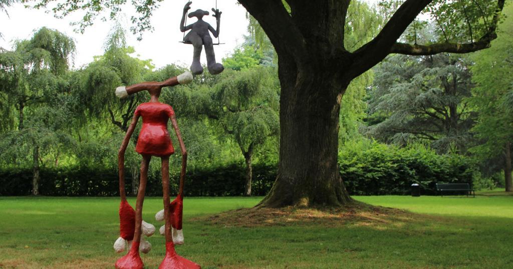 Köln Skulpturenpark