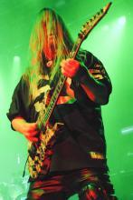 Gründete mit Kerry King Slayer: Jeff Hanneman. (Foto: Helmut Löwe)