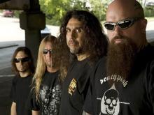 Der Thrash-Vierer: Slayer arbeiten an einem neuen Studioalbum.