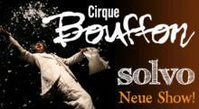 Mit Komik, Tanz, Artistik und Theater begeistert der Cirque Bouffon im Sommer die Kölner.