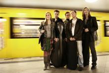 Das Eröffnungskonzert gibt die Klassik-Band Spark (Pressefoto)