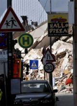 Benefizlesung für das eingestürzte Stadtarchiv (Foto:ddp)