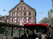 Auch für Touristen interessant: Das Kölnische Stadtmuseum im Zeughaus. (Foto: Helmut Löwe)