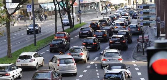 Verkehr Koeln