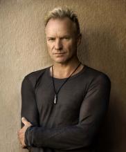 """Während seiner """"Back to Bass""""-Tour macht Sting im E-Werk Halt. (Foto: Kevin Mazur)"""