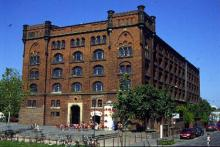 Bürgerhaus Stollwerck Früher wurde hier Schokolade hergestellt, jetzt Kultur produziert