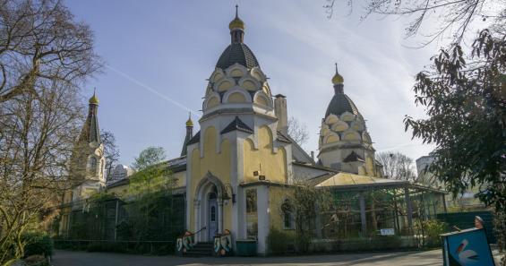 Das Südamerikahaus im Kölner Zoo. Foto: Werner Scheurer