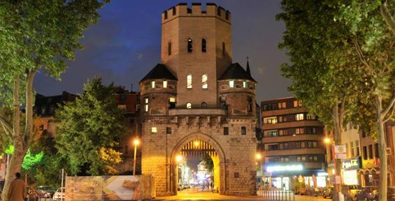 Schulze Delitzsch Straße Köln