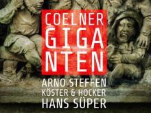 """""""Coelner Giganten"""" geben Konzert im Theater am Tanzbrunnen Foto: www.gmo-thelabel.com"""