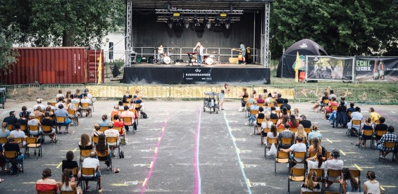 Flohmarkt Jugendpark