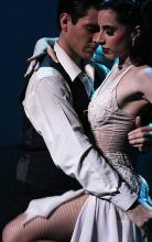 """Mitreißenden Tango erleben die Kölner im Musical """"Tanguera"""". (Foto: BB Promotion)"""