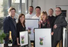 Die Sieger der tour de menu 2011 (Foto: Olav Lahme)