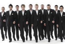 Stimmgewaltige Australier: The Ten Tenors kommen in den Musical Dome. (Foto: BB Promotion)