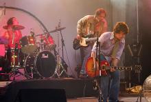The Brew: Die Briten rocken wie die Musikgrößen der 60er und 70er.