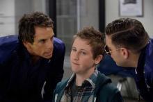 Verhören einen Jungen: Ben Stiller (Evan) und Kollege Jonah Hill (Foto: 20th Century Fox)