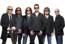 Thin Lizzy: So sehen die Rockheroen über 40 Jahre nach Bandgründung aus.