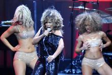 Rockte wie nichts Gutes: Tina Turner ließ die Lanxess Arena ausrasten. (Foto: ddp)