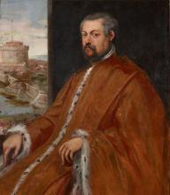Neu im Wallraf-Richartz-Museum: Tintorettos Porträt des Diplomaten Paolo Tiepolo (um 1578). © Wallraf-Richartz-Museum & Fondation Corboud