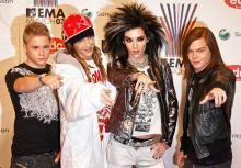 Bringen die Fans zum kreischen: Tokio Hotel (Foto:ddp)